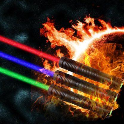 1500mW Blu Bold fascio puntatore laser