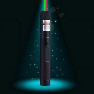 Rosso 100mW/Verde 60mW